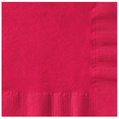 5 in Coin Embossed Solid Color Beverage Napkins 1000 ct.