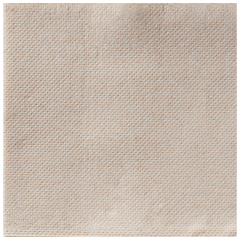 4 in FashnPoint Kraft Beverage Napkins 2400 ct.