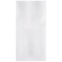 8.5 in x 4.25 in Linen-Like White Dinner Napkins 300 ct.