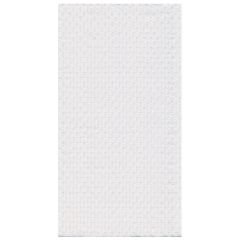 8.5 in x 4.25 in White Guest Towels 1000 ct.