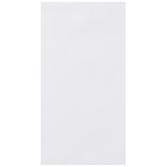 8.5 in x 4 in White Dispersible Guest Towels 500 ct.