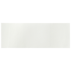 1.5 in x 4.25 in White Adhesive Napkin Bands