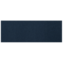 1.5 in x 4.25 in Navy Adhesive Napkin Bands 20000 ct.