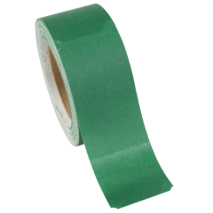 1.5 in x 4.25 in Wrap'nRoll Hunter Green Napkin Bands 5000 ct.
