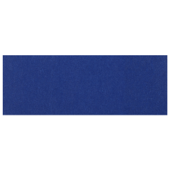 1.5 in x 4.25 in Reflex Blue Adhesive Napkin Bands 5000 ct.