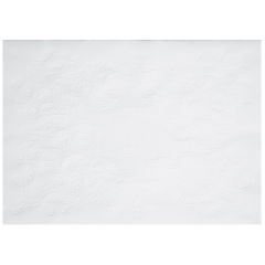 10 in x 14 in Dubonnet White Paper Placemats 1000 ct.