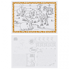 Jungle Fun Placemat