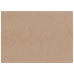 Solid Color Kraft Placemats