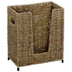 9.5 in x 11 in Large Seagrass Basket 1 ct.