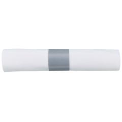 Silver Metallic Linen-Like® CaterWrap®