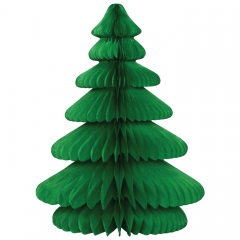 12 inch Christmas Tree Centerpieces 6 ct.