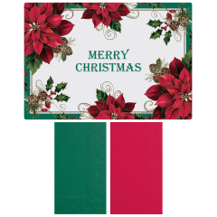 Traditional Poinsettia Combo Pack™