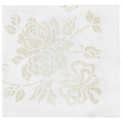 8.5 in Printed Linen-Like Dinner Napkins 300 ct.