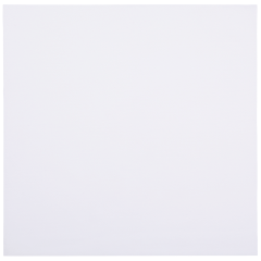 14.5 in x 14.5 in Linen-Like Economy White Napkins Flat Pack 1000 ct.