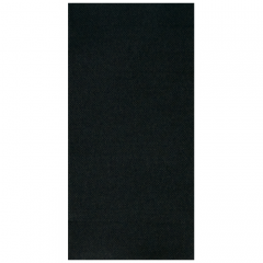 8 in x 4 in FashnPoint Black Guest Towels 600 ct.