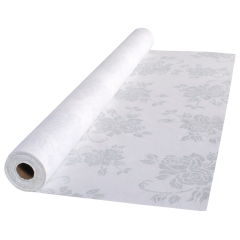 40 in x 100 ft Printed Linen-Like Airlaid Table Rolls 1 ct.