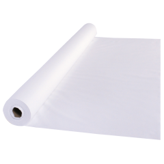 40 in x 100 ft Linen-Like White Airlaid Table Roll 1 ct.