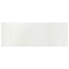 1.5 in x 4.25 in White Adhesive Napkin Bands