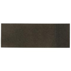 1.5 in x 4.25 in Black Adhesive Napkin Bands