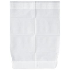 13 in x 18 in White Naptastik Clothing Protectors 600 ct.
