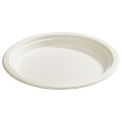 8.75 in EarthWise White Plates 500 ct.
