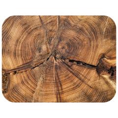 Wood Grain Traymat