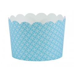 2.25 in x 3.5 in Jumbo Simply Baked Baking Cups