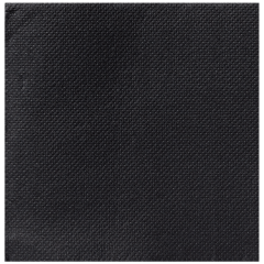 4 in FashnPoint Black Beverage Napkins 2400 ct.