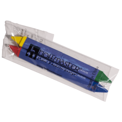 4 in Double-Sided Triangular Crayons 1000 ct.