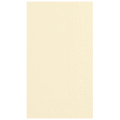 7.5 in x 4.25 in Regal Embossed Solid Color Dinner Napkins 1000 ct.