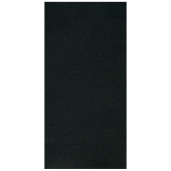 8 in x 4 in FashnPoint Black Dinner Napkins 800 ct.