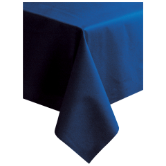 50 in x 108 in Linen-Like Navy Blue Tablecloths 20 ct.
