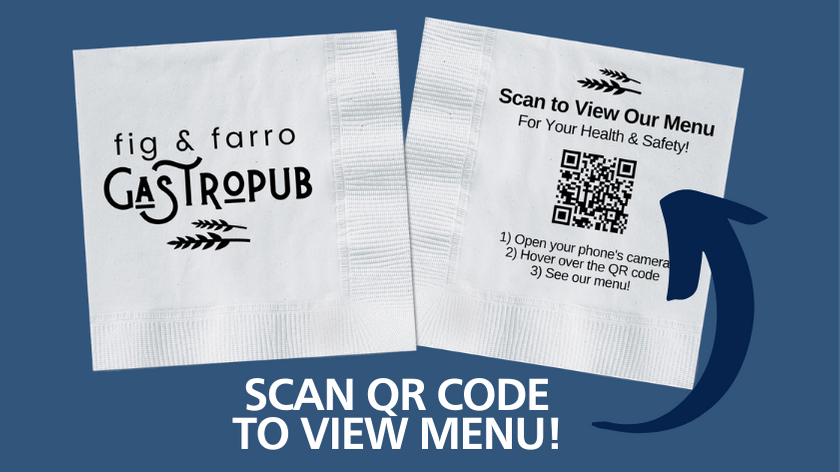 Easy & Economical Alternative to Your Restaurant's Reusable Menu